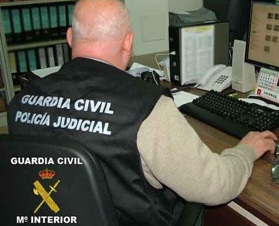 La Guardia Civil desmantela una célula de ciudadanos albaneses especializada en robos con moradores