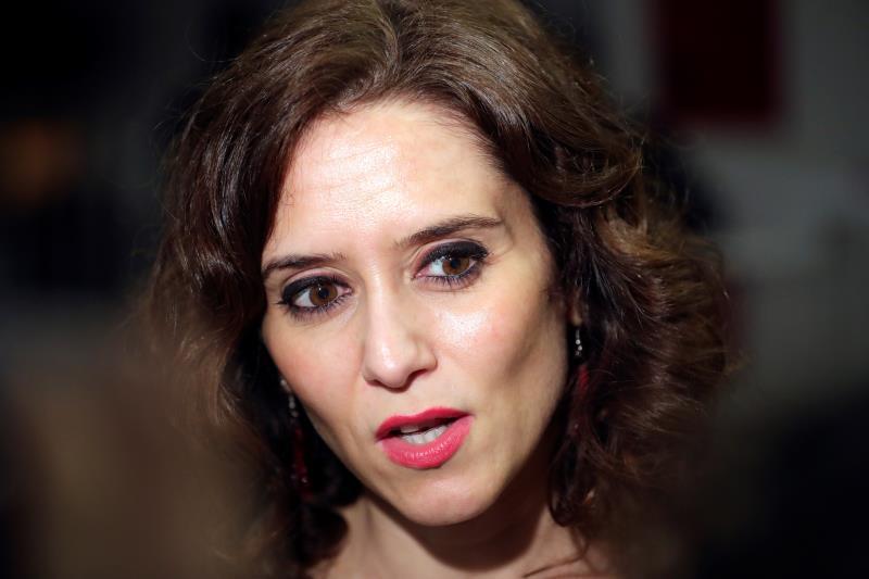 DÍAZ AYUSO BUSCA EN ESTRASBURGO POLÍTICAS DE ÉXITO PARA IMPLEMENTAR EN MADRID