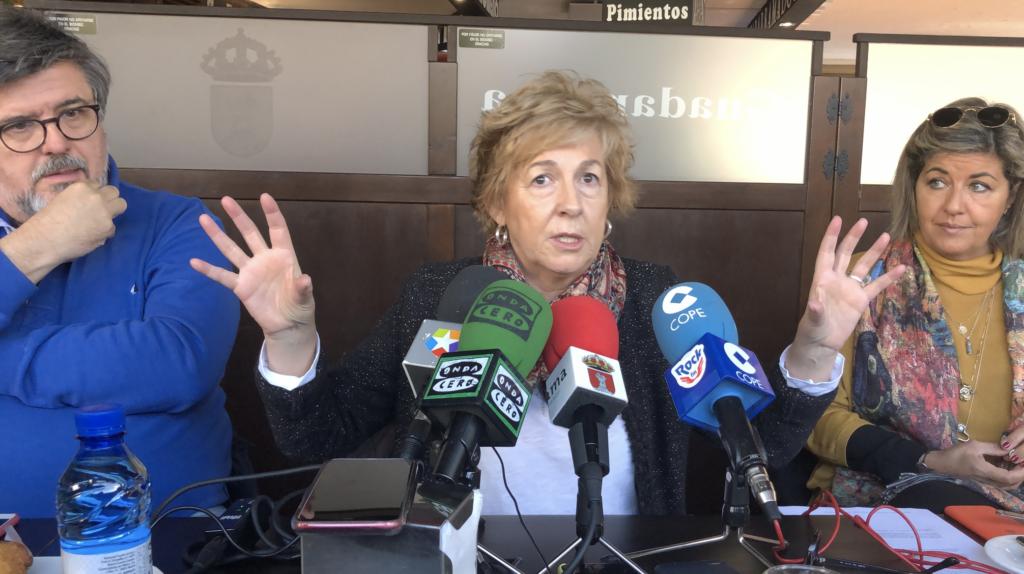 ARCHIVADA LA QUERELLA DE SI SE PUEDE  GUADARRAMA CONTRA LA ALCALDESA CARMEN MARÍA PÉREZ DEL MOLINO