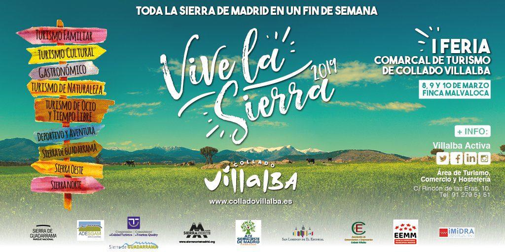 ESTE JUEVES PRESENTACIÓN DE LA 'I FERIA COMARCAL DE TURISMO'