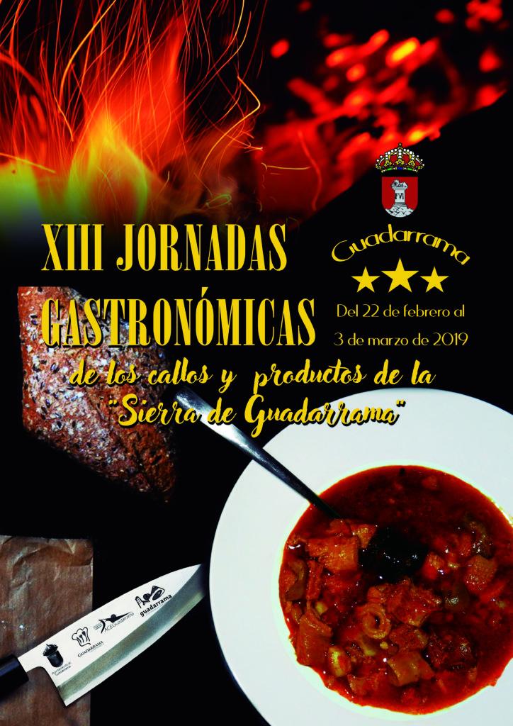 GUADARRAMA ACOGE LAS XIII JORNADAS GASTRONÓMICAS