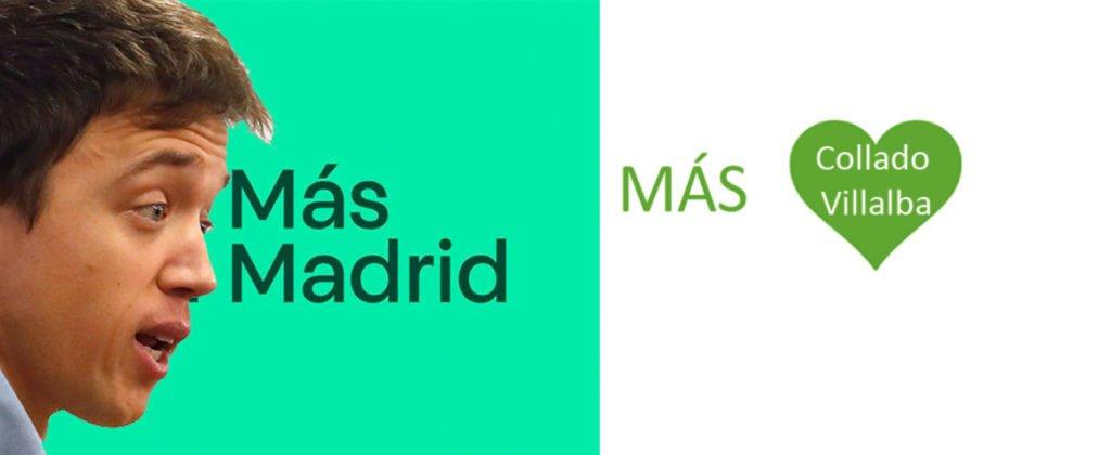 MÁS MADRID DENUNCIA A MÁS COLLADO VILLALBA