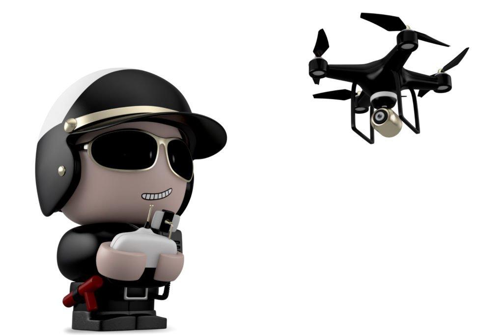PRESENTACIÓN DE DRONES DE LA POLICÍA LOCAL DE COLLADO VILLALBA