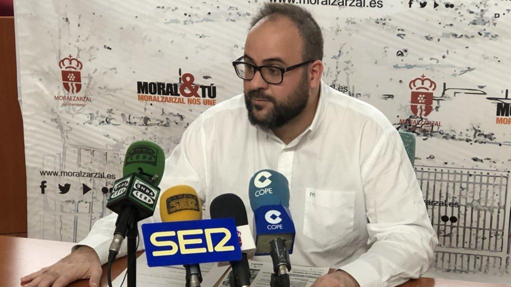 MORALZARZAL PRESENTA SU PROGRAMA DE ACCIONES PARA EL EMPLEO Y EL EMPRENDIMIENTO
