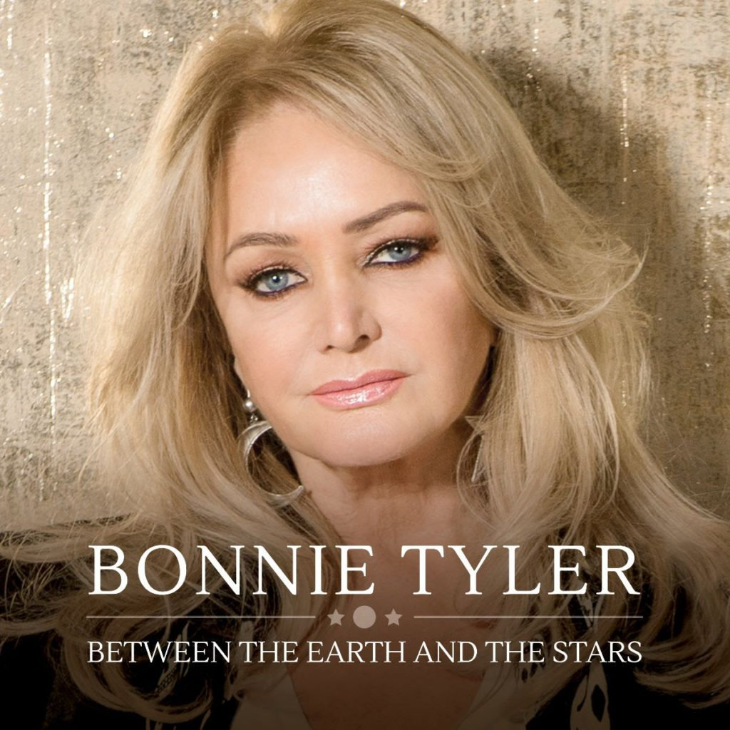 NUEVO DISCO DE BONNIE TYLER 'BETWEEN THE EARTH AND THE STARS'