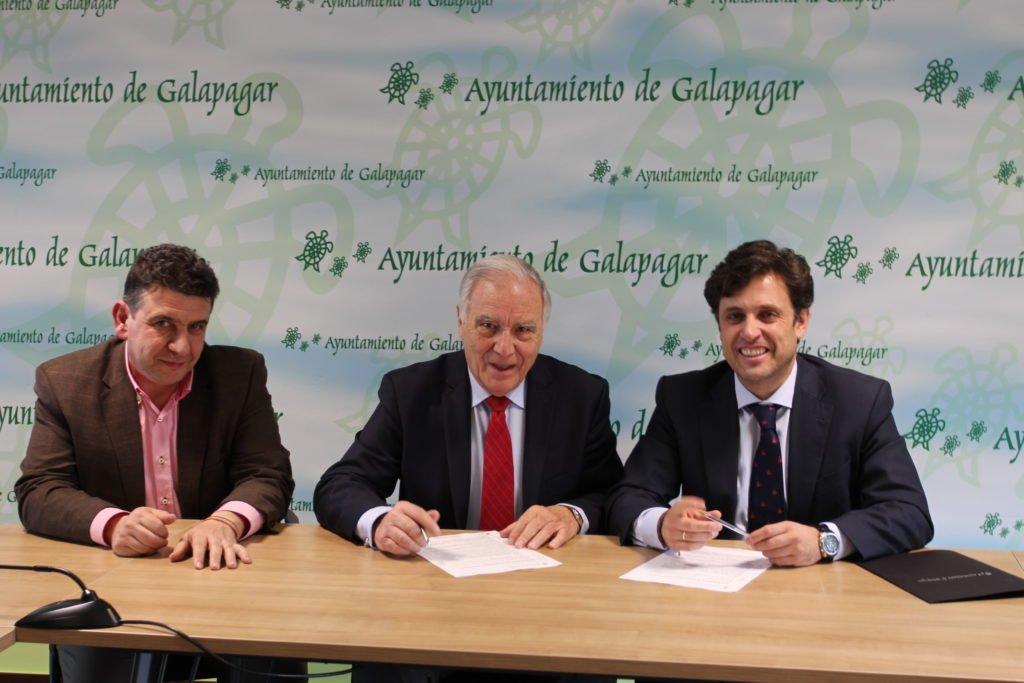 GALAPAGAR RECEPCIONA DEFINITIVAMENTE LOS VIALES DE PARQUELAGOS