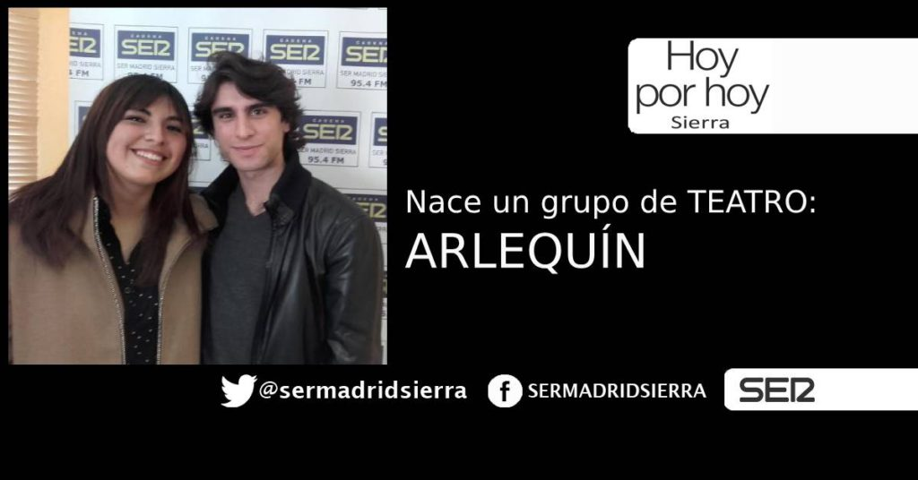 HOY POR HOY. NACE EL GRUPO DE TEATRO ARLEQUÍN