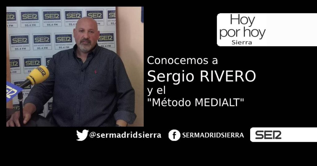 HOY POR HOY. EL MÉTODO MEDIAL, CON SERGIO RIVERO