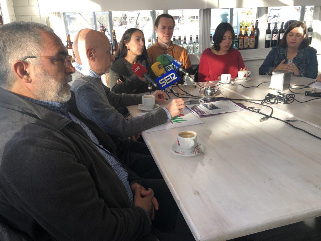 ADMITIDA A TRÁMITE LA DENUNCIA DE «PUCHERAZO» EN LAS PRIMARIAS DE PODEMOS COLLADO VILLALBA