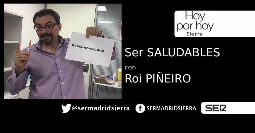 HOY POR HOY SIERRA. SER SALUDABLES. CON ROI PIÑEIRO