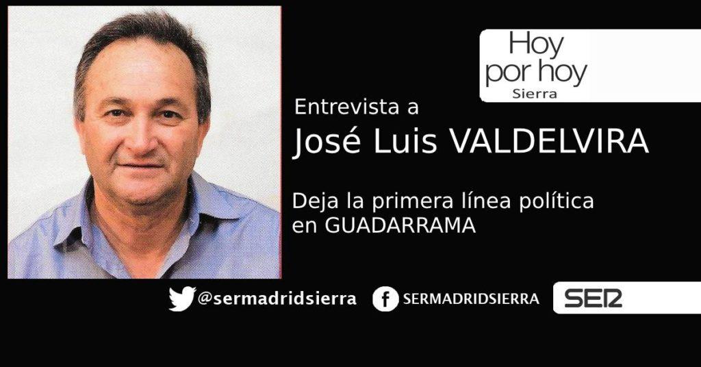 HOY POR HOY SIERRA. ENTREVISTA A JOSÉ LUIS VALDELVIRA