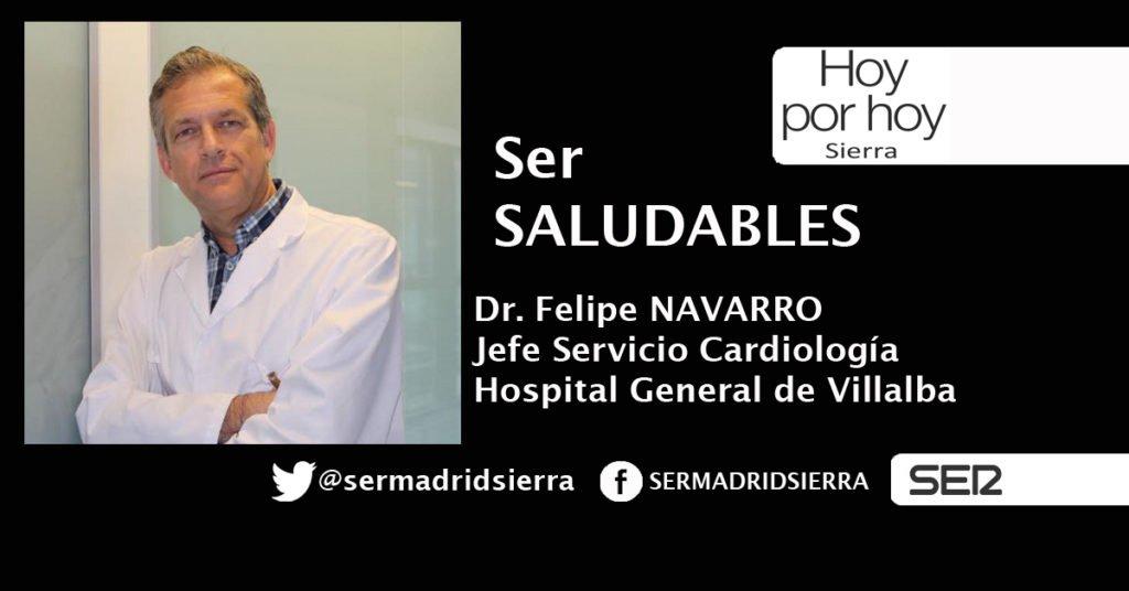 HOY POR HOY. SER SALUDABLES. EL SERVICIO DE CARDIOLOGÍA