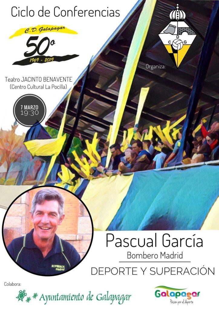 PASCUAL GARCIA, UN EJEMPLO DE SUPERACIÓN