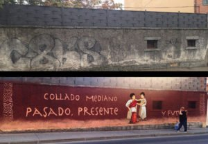 """""""CASAS CON VIDA"""" EN COLLADO MEDIANO"""