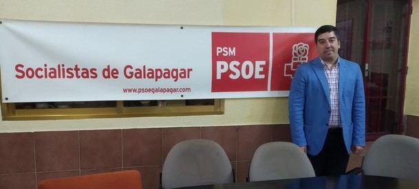 APOYO UNÁNIME DEL PSOE DE GALAPAGAR AL PRESIDENTE PEDRO SÁNCHEZ, A SU  GOBIERNO Y A SUS POLÍTICAS
