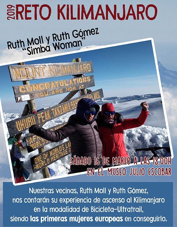 LA GESTA DE RUTH MOLL Y RUTH GÓMEZ, DE PRIMERA MANO EN LOS MOLINOS