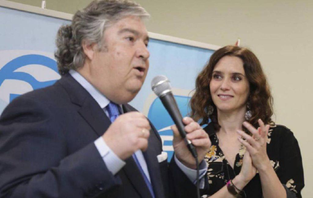 EL CANDIDATO DEL PP POR TORRELODONES PRESENTA SU RENUNCIA