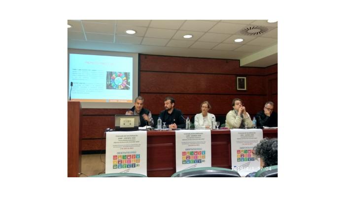 ADESGAM PARTICIPA EN LA II JORNADA DE SOSTENIBILIDAD AMBIENTAL