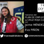 HOY POR HOY. HABLAMOS DEL PLAN DE EMPLEO DE CRUZ ROJA C. VILLALBA