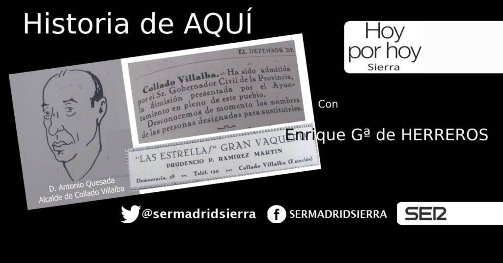 HOY POR HOY. HISTORIA DE AQUÍ. 1934