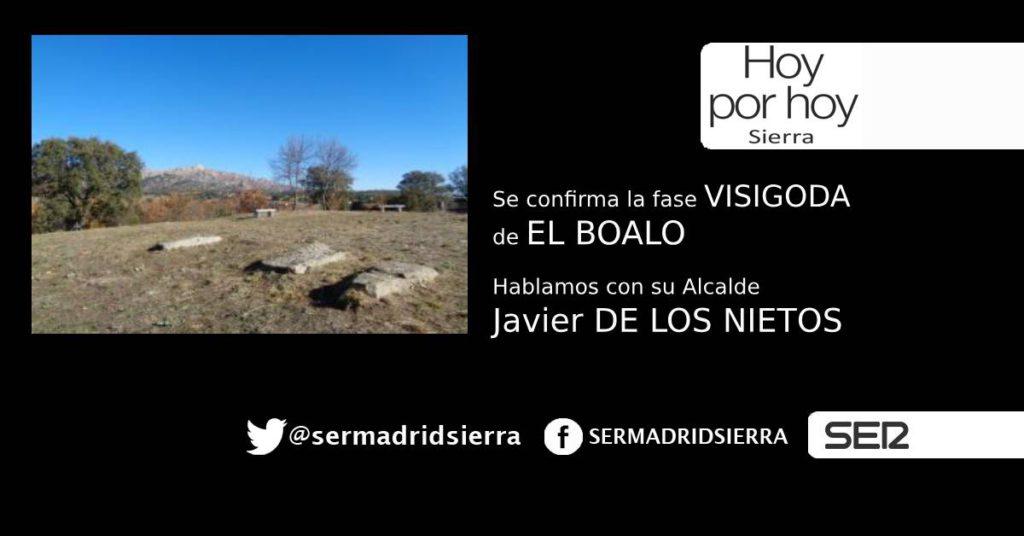 HOY POR HOY. LOS VISIGODOS Y SU HUELLA EN EL BOALO