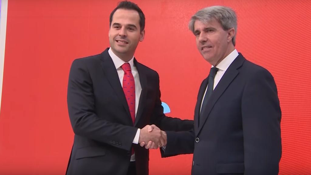 Ciudadanos suma a Ángel Garrido en su lista