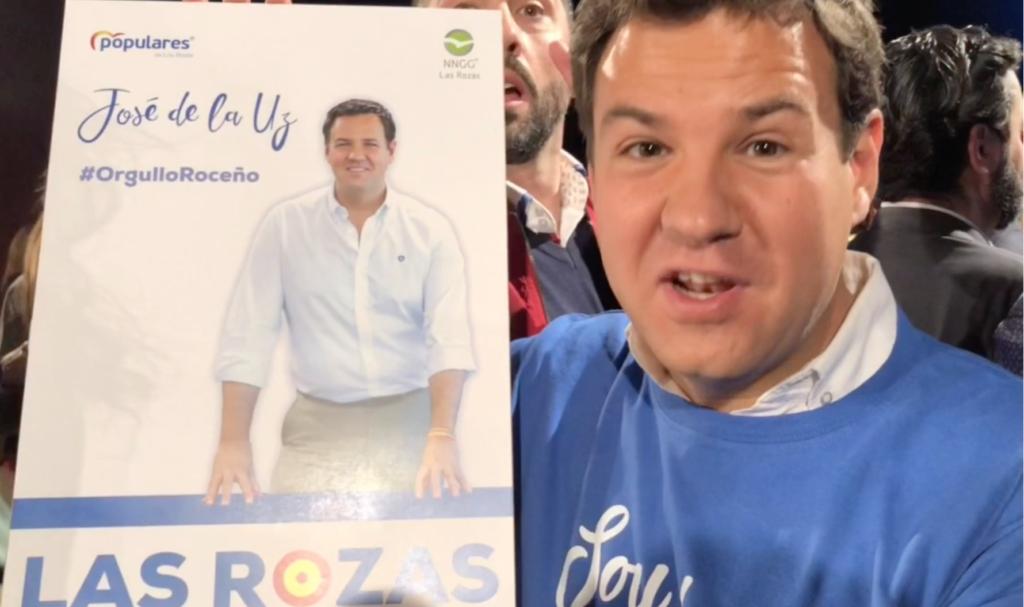 Candidatura del Partido Popular de Las Rozas para los comicios municipales del 26 de mayo