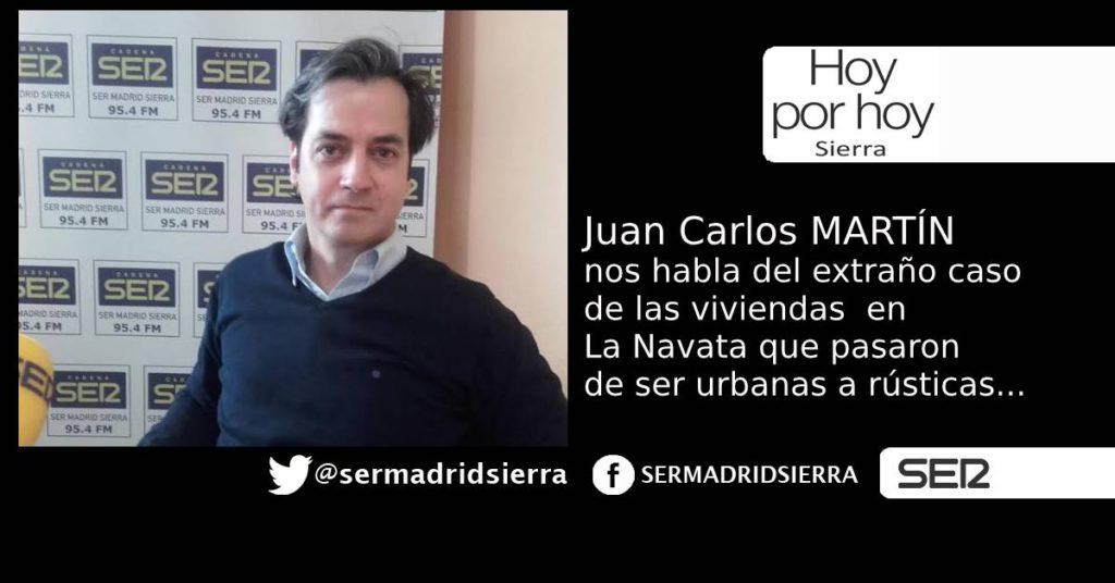 HOY POR HOY SIERRA. CON JUAN CARLOS MARTIN