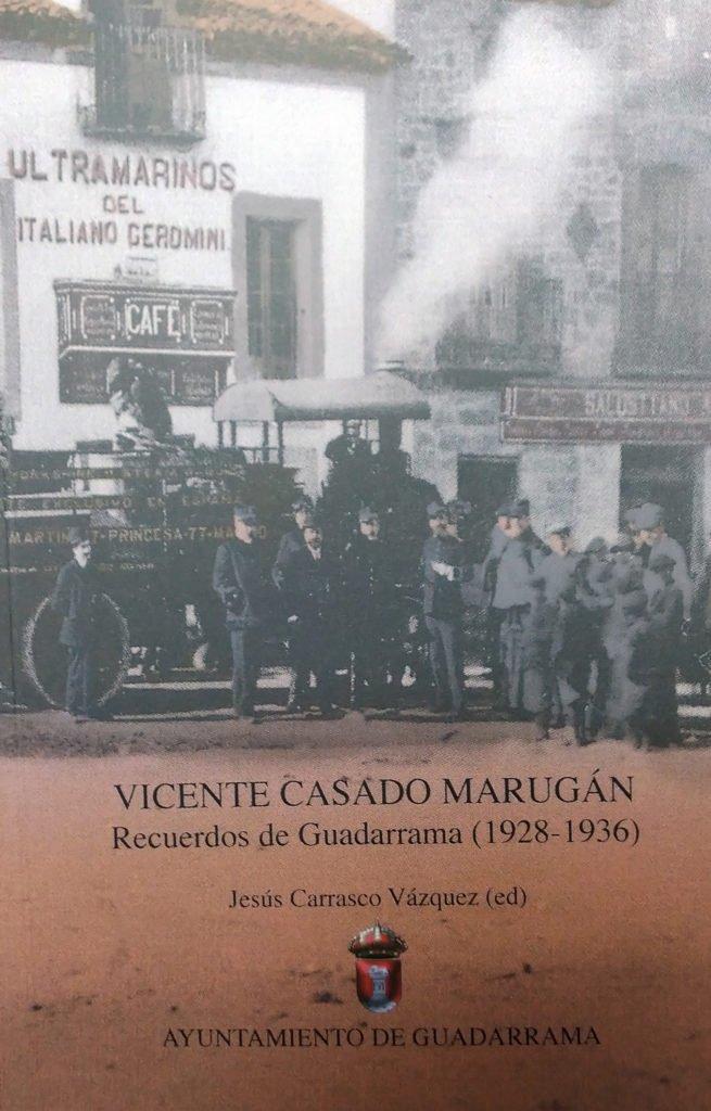 LA ESCRITORA OLALLA GARCÍA Y EL GUADARRAMEÑO VICENTE CASADO SERÁN LOS PROTAGONISTAS DEL DÍA DEL LIBRO EN GUADARRAMA