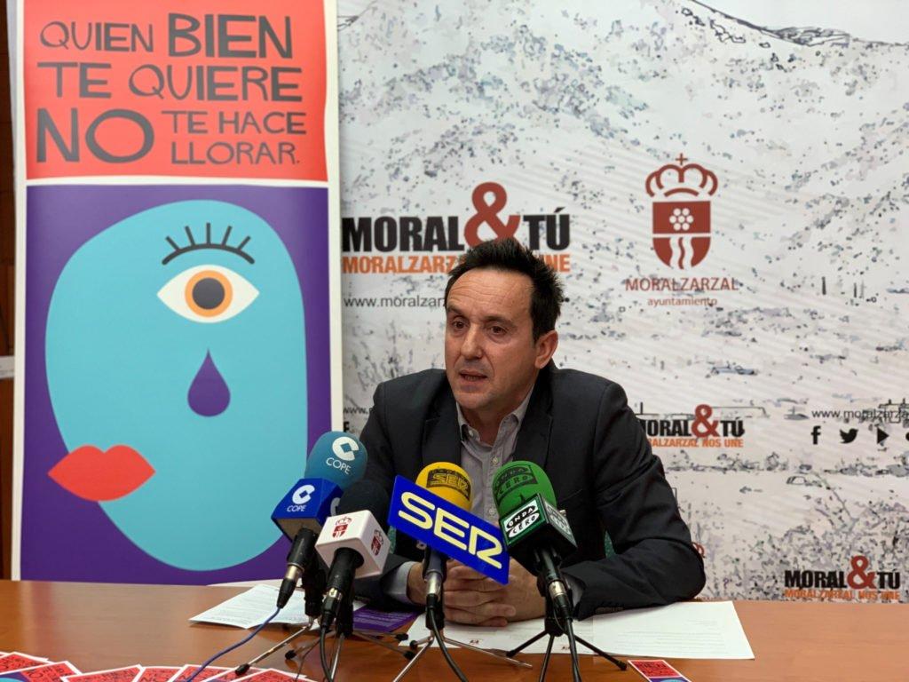 MORALZARZAL PONE EN MARCHA UNA CAMPAÑA CONTRA LA VIOLENCIA DE GÉNERO