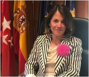 LOS ÚLTIMOS DÍAS DE ELENA BIURRUN EN LA ALCALDÍA DE TORRELODONES
