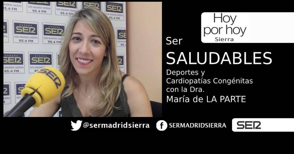 HOY POR HOY SIERRA. SER SALUDABLES: DEPORTES Y CARDIOPATÍAS