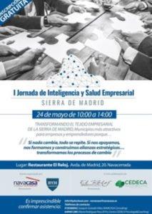'JORNADA DE INTELIGENCIA Y SALUD EMPRESARIAL' EN NAVACERRADA