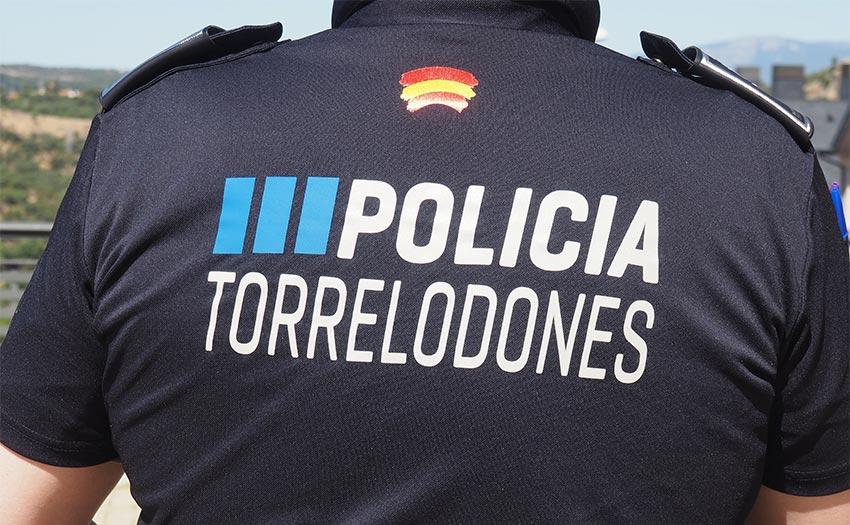 LA POLICÍA LOCAL DE TORRELODONES DETIENE AL AUTOR DE VARIOS ROBOS EN VEHÍCULOS