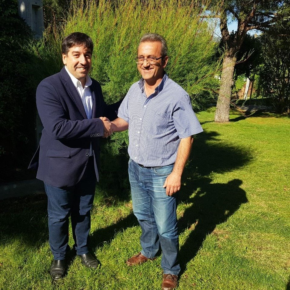 ALBERTO GÓMEZ (PSOE) SERÁ EL NUEVO ALCALDE DE GALAPAGAR