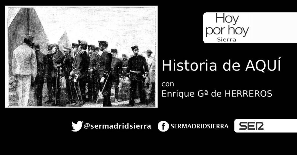 HOY POR HOY. HISTORIA DE AQUÍ