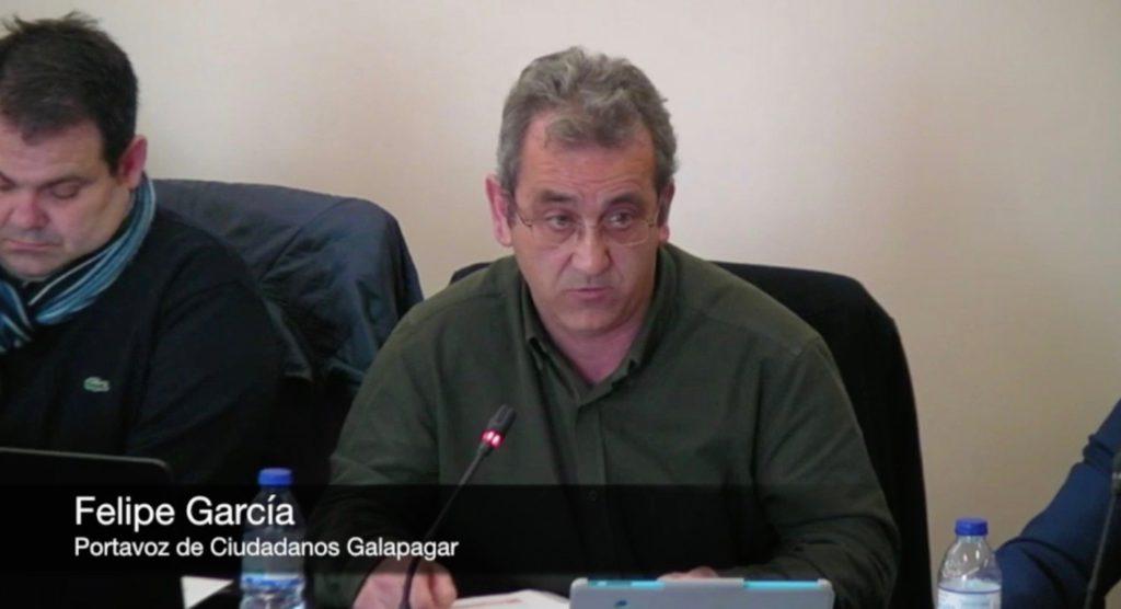CIUDADANOS PLANTA AL PP DE GALAPAGAR Y NEGOCIA CON PSOE Y UNIDAS PODEMOS