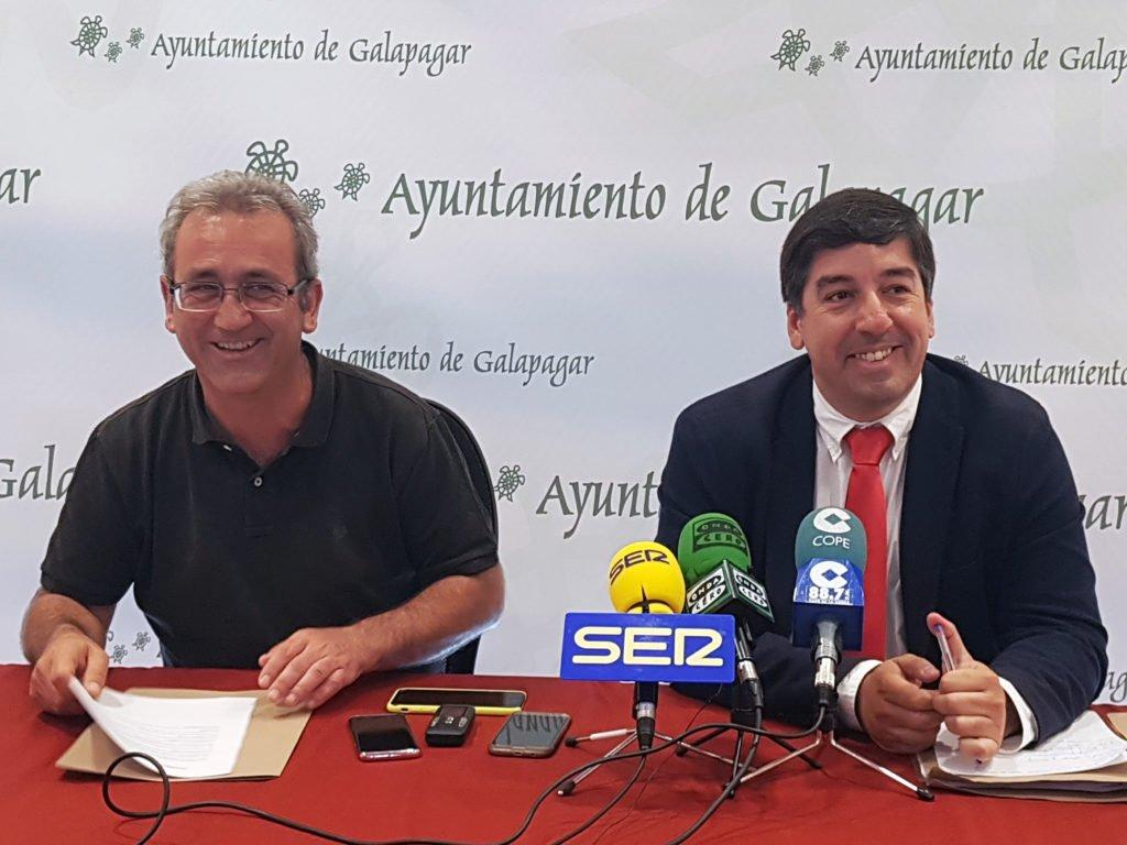 SIETE TENENCIAS DE ALCALDÍA EN EL NUEVO GOBIERNO DE GALAPAGAR