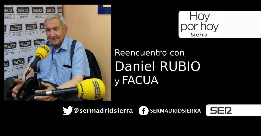 HOY POR HOY. VUELVE DANIEL RUBIO. VUELVE FACUA