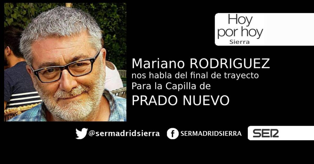 HOY POR HOY. HABLAMOS CON MARIANO RODRIGUEZ SOBRE EL FUTURO DE PRADO NUEVO