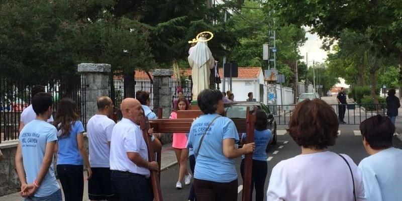 EL VIERNES COMIENZAN LAS FIESTAS DEL CARMEN, EN LOS NEGRALES