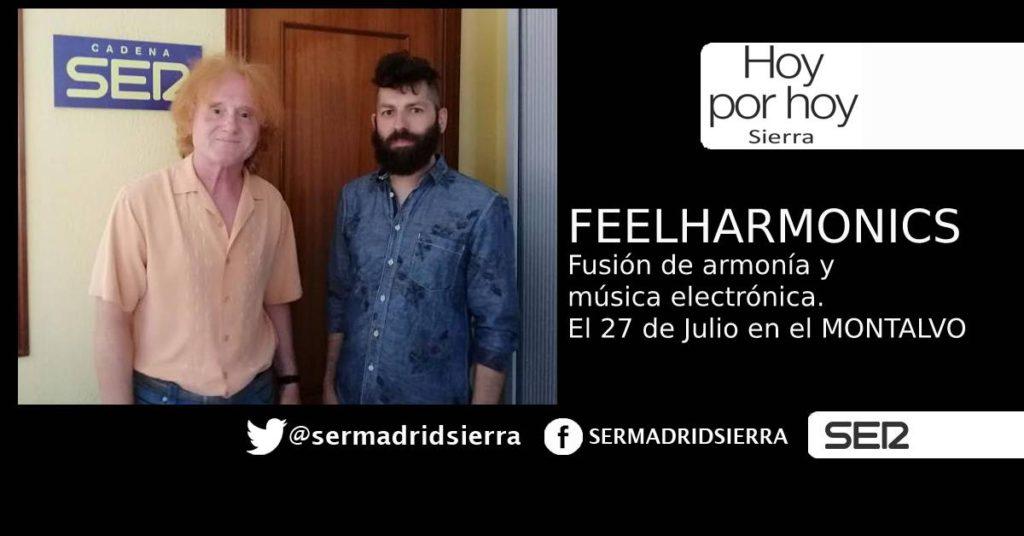 HOY POR HOY. FEELHARMONICS. MÚSICA ESPECIAL EN EL MONTALVO, EL 27 DE JULIO