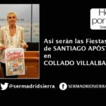 HOY POR HOY. SE PRESENTAN LAS FIESTAS DE SANTIAGO APÓSTOL 2019 EN COLLADO VILLALBA