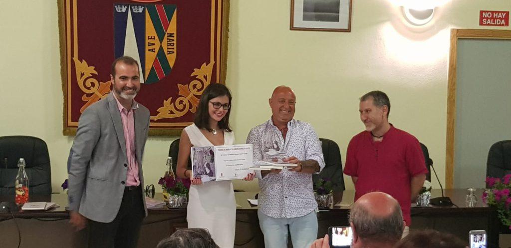 CELIA CORRAL, GANADORA DEL CERTAMEN DE NARRATIVA CARMEN MARTÍN GAITE