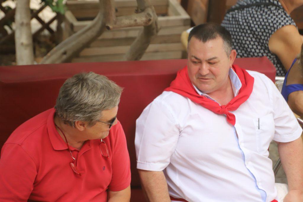 El concejal de Fiestas de Collado Villalba, Pepe Colmenero,  responsabiliza al equipo de Gobierno anterior del PP de lo que le critican