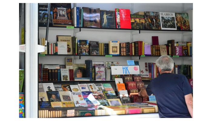 EL 1 DE AGOSTO SE INAUGURA EN GUADARRAMA LA NUEVA EDICIÓN DE LA FERIA DEL LIBRO ANTIGUO Y DE OCASIÓN
