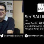HOY POR HOY. SER SALUDABLES, CON EL DR. JOSÉ EMILIO HERNÁNDEZ