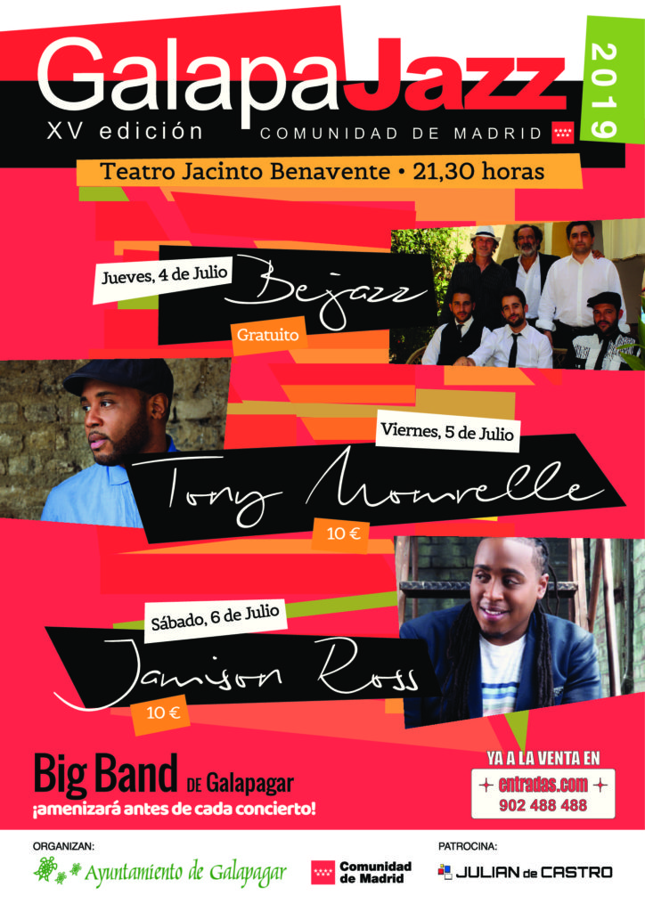 AGENDA CULTURAL Y DE OCIO 5-7 DE JULIO