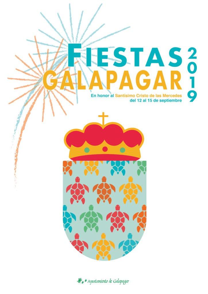 PROGRAMACIÓN DE LAS FIESTAS DE GALAPAGAR 2019