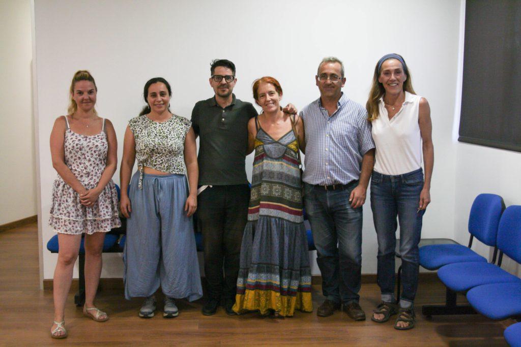 NUEVOS DESPACHOS PARA LA OPOSICIÓN DE GALAPAGAR EN EL VELÓDROMO MUNICIPAL